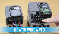 How to wire a VFD